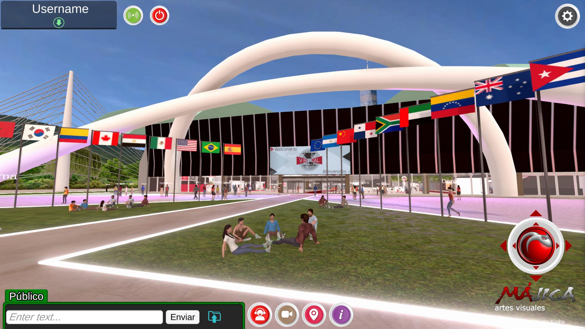MAJICA_Pabellón VirtualSpace
